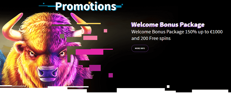 All Reels Casino promotions