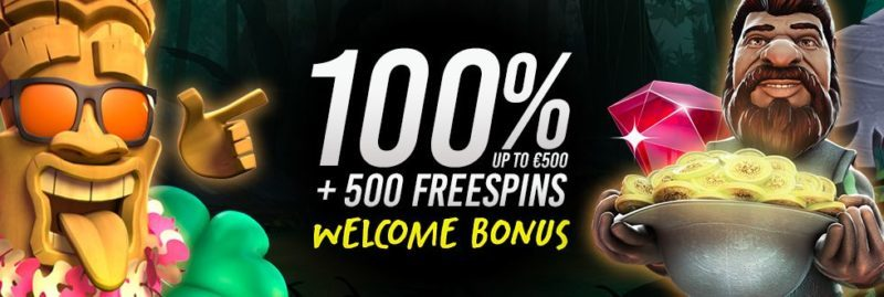 Big5Casino welcome bonus