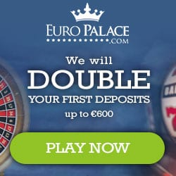 Euro Palace Casino banner new