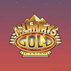 Mummys Gold Casino banner