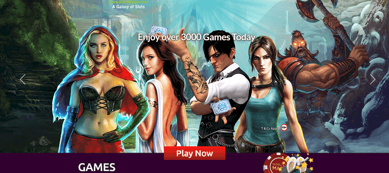 Slots Magic Casino Games
