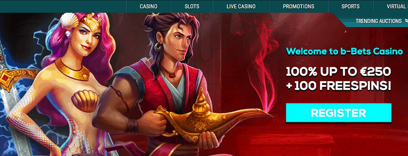 b-Bets Casino free spins