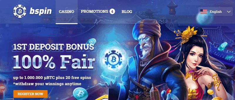 100% Welcome Bonus in Bitcoin