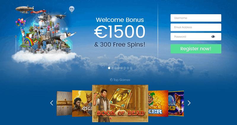 Click For No Deposit Bonus