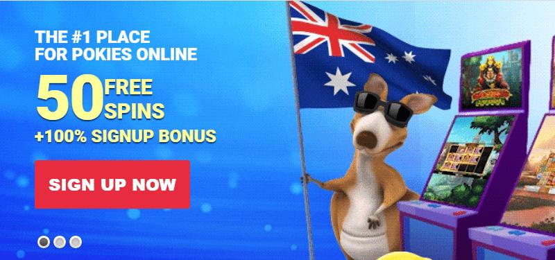 50 FS no deposit bonus on sign up