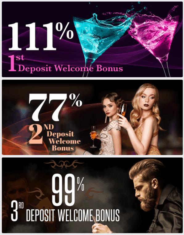 CryptoSlots Casino Promotions