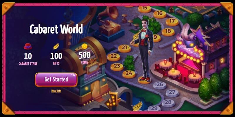 Winota Casino Cabaret World