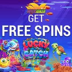 Wild Joker Casino free spins banner 2